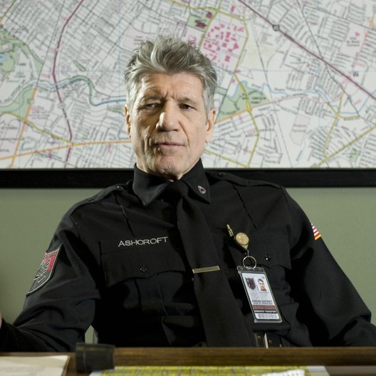Armored / Fred Ward Poster