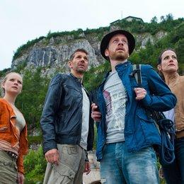 Jagd nach dem Bernsteinzimmer, Die (RTL) / Kai Wiesinger / Bettina Zimmermann / Fabian Busch / Sonja Gerhardt Poster