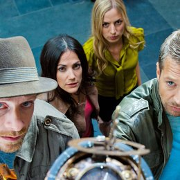 Jagd nach dem Bernsteinzimmer, Die (RTL) / Kai Wiesinger / Annika Blendl / Bettina Zimmermann / Fabian Busch Poster
