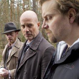 Kriminalist: Grüße von Johnny Silver, Der (ZDF / Schweizer Radio und Fernsehen (SRF)) / Fabian Busch / Christian Berkel / Janek Rieke Poster