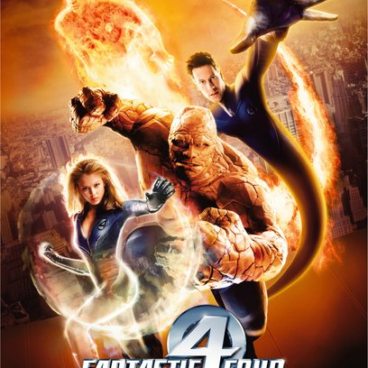 Fantastic Four Poster