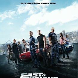 Fast & Furious 6 / Fast and the Furious 6 Poster