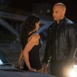 Fast & Furious 6 / Fast and the Furious 6 / Michelle Rodriguez / Vin Diesel Poster