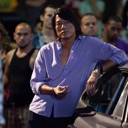 Fast & Furious Five / Fast Five / Sung Kang Poster