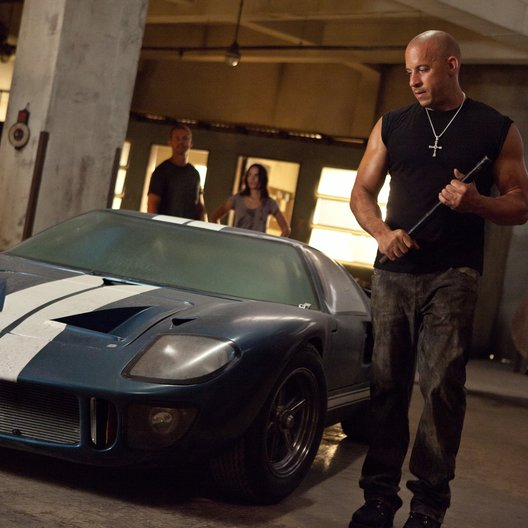 Fast & Furious Five / Fast Five / Vin Diesel Poster