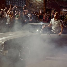 Fast & Furious 4 / Fast & Furious - Neues Modell. Originalteile / Vin Diesel / The Fast and the Furious - 4 Film Set Poster