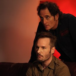 Ferocious - Fame Can Turn on You / Michael Eklund / Kim Coates Poster