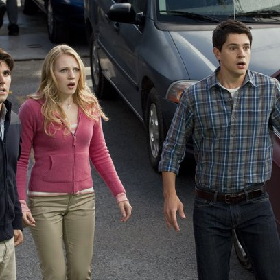 Final Destination 5 / Miles Fisher / Emma Bell / Nicholas D'Agosto Poster