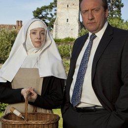 Inspector Barnaby: Vier Bräute für Christus / Neil Dudgeon / Fiona Glascott Poster