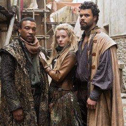 Musketiere (1. Staffel, 10 Folgen), Die / Howard Charles / Ashley Walters / Fiona Glascott Poster