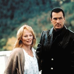 Fire Down Below / Marg Helgenberger / Steven Seagal Poster