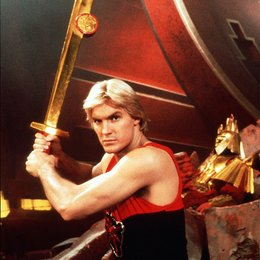Flash Gordon / Sam J. Jones Poster
