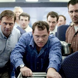 Flight 93 - Todesflug am 11. September / Jeffrey Nordling / Brennan Elliott / Ty Olsson Poster
