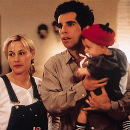 Flirting with Disaster / Patricia Arquette / Ben Stiller Poster