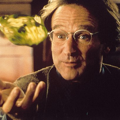Flubber / Robin Williams Poster