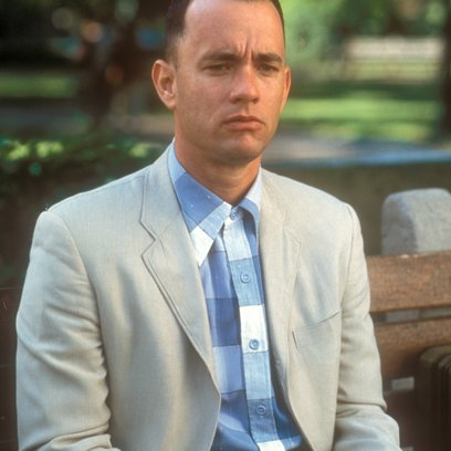 Forrest Gump / Tom Hanks Poster