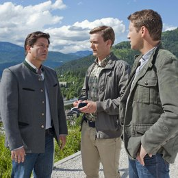 Garmisch-Cops (01. Staffel, 10 Folgen), Die (ZDF) / Die Garmisch-Cops / Thomas Unger / Jan Dose / Francis Fulton-Smith