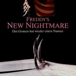 Freddys New Nightmare Poster