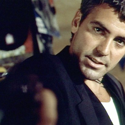 From Dusk Till Dawn / George Clooney Poster