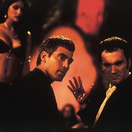 From Dusk Till Dawn / George Clooney / Quentin Tarantino Poster