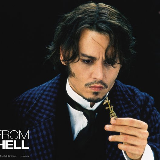 From Hell / Johnny Depp Poster