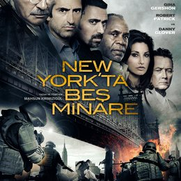 Fünf MInarette in New York Poster