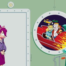 Futurama - Season 1 Collection Poster