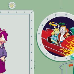 Futurama - Season 4 Collection Poster