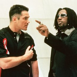 Futuresport / Wesley Snipes / Dean Cain Poster