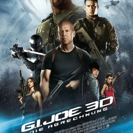 G.I. Joe 3D: Die Abrechnung / G.I. Joe : Die Abrechnung Poster