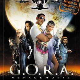 G.O.R.A. - A Space Movie / G.O.R.A. Poster