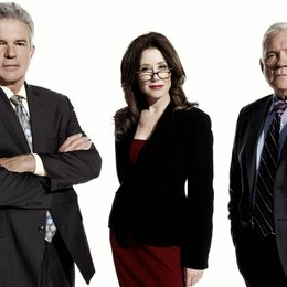 Major Crimes / Mary McDonnell / Anthony John Denison / G. W. Bailey Poster