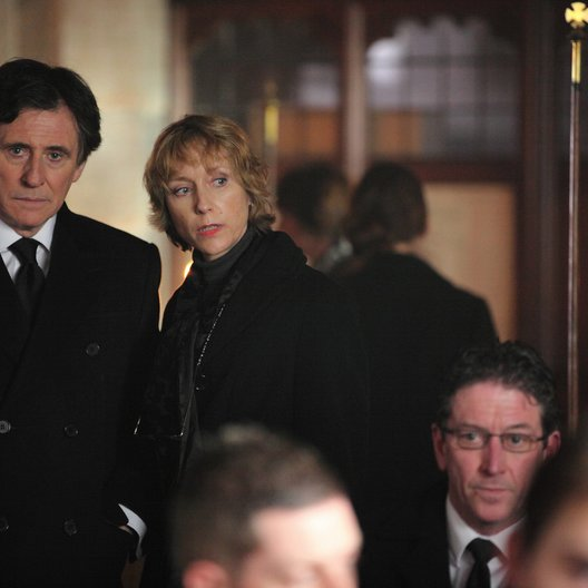 Secret State / Gabriel Byrne / Lia Williams Poster