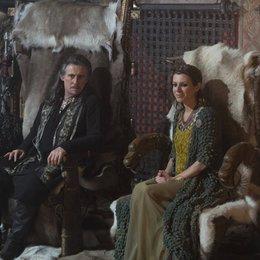 Vikings / Gabriel Byrne / Jessalyn Gilsig Poster