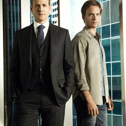 Suits / Gabriel Macht / Patrick J. Adams Poster