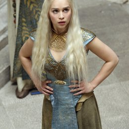 Game of Thrones (2. Staffel) / Game of Thrones - Die komplette zweite Staffel / Emilia Clarke Poster