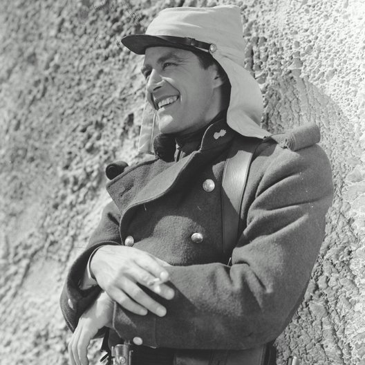 Drei Fremdenlegionäre / Ray Milland / Gary Cooper Poster