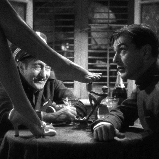 In einem anderen Land / Gary Cooper / Adolphe Menjou Poster