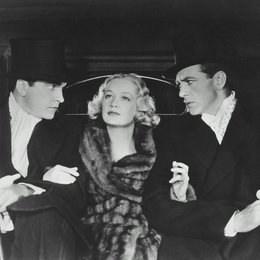 Serenade zu Dritt / Frederic March / Miriam Hopkins / Gary Cooper Poster