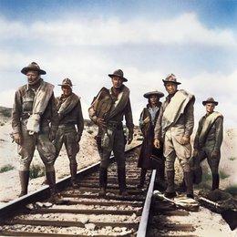 Sie kamen nach Cordura / Gary Cooper Poster