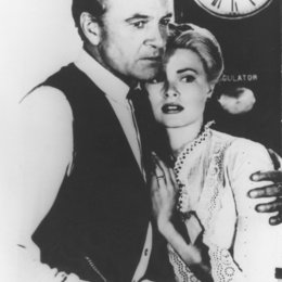 Zwölf Uhr mittags / Gary Cooper / Grace Kelly Poster
