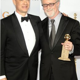 Hanks, Tom / Goetzman, Gary / 66th Golden Globe Awards 2009, Los Angeles Poster