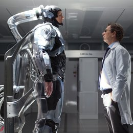 Robocop / Joel Kinnaman / Gary Oldman Poster