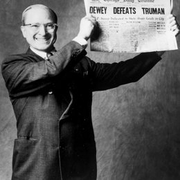 Truman / Gary Sinise Poster