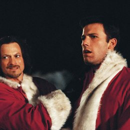 Wild Christmas / Gary Sinise / Ben Affleck Poster