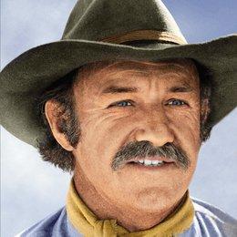 700 Meilen westwärts / Gene Hackman Poster