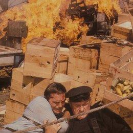 Abenteurer auf der Lucky Lady / Burt Reynolds / Gene Hackman Poster