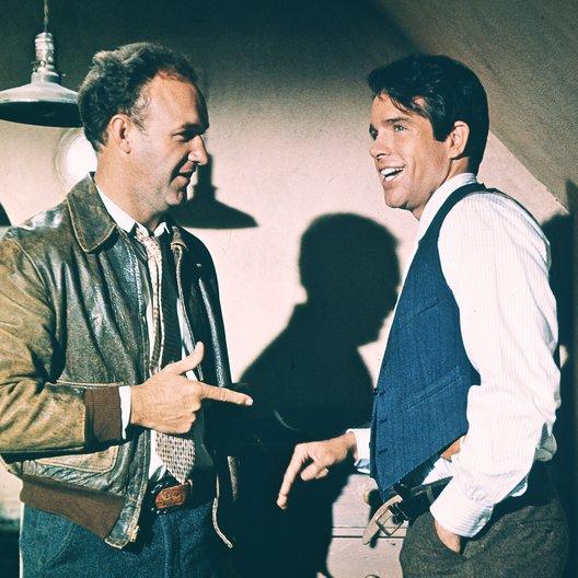 Bonnie und Clyde / Warren Beatty / Gene Hackman Poster