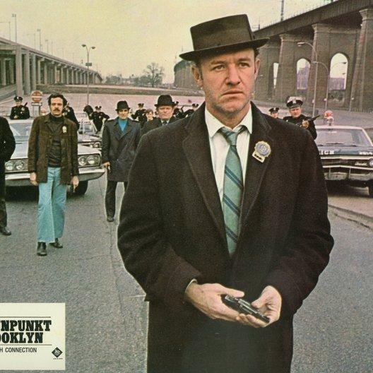 Brennpunkt Brooklyn / Gene Hackman Poster