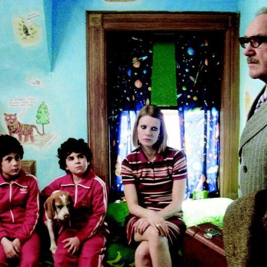 Royal Tenenbaums, Die / Ben Stiller / Gwyneth Paltrow / Gene Hackman Poster
